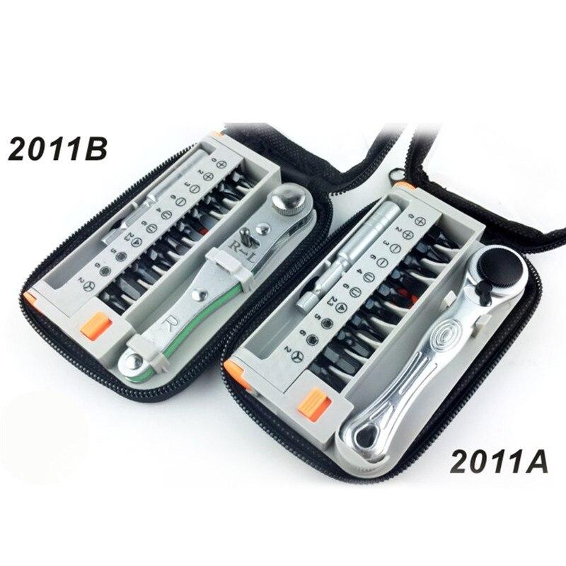 12PCS / sada mini přenosných rychloběžných šroubováků - Sady nástrojů - Fotografie 2