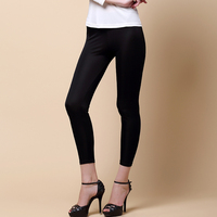 משי טהור לסרוג חותלות נשים ג 'ונס הארוך תחתון בלבד גודל Ml XL XXL