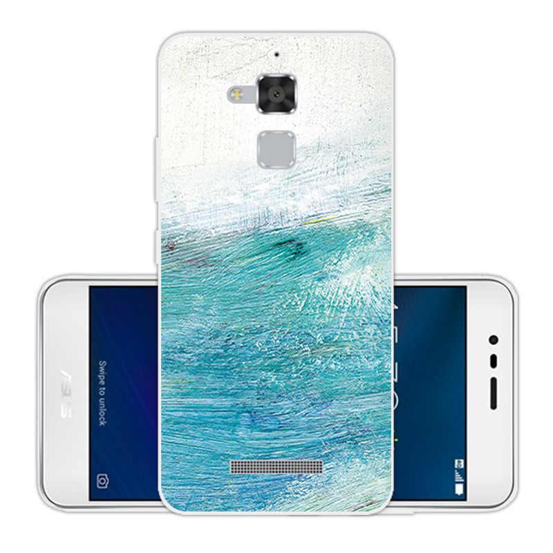 """Caso de TPU Para Asus Zenfone 3 Max ZC520TL Silicone Suave Telefone casos Para Asus Zenfone 3 Max ZC520TL Tampa Quadrada 5.2 """"Fundas"""