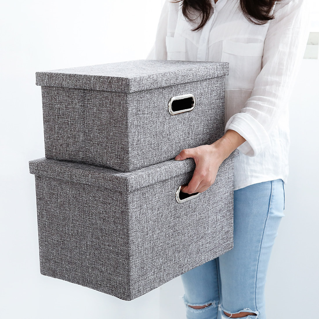 2019 New Wardrobe Kids Organizer Bins Box For Toys: Creative Laundry Box Clothes Storage Boxes Bra Necktie
