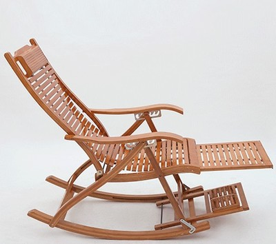 Bamboo bamboo chair rocking chair rocking recliner Happy elderly balcony swing chair folding bamboo chair cushion  sc 1 st  AliExpress.com : bamboo recliner chair - islam-shia.org