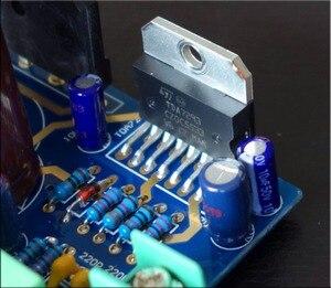 Image 5 - Kaolanhon 100W + 100W 2.0 domowe audio płyta wzmacniacza TDA7293 moc AC15 32VX2 płyta wzmacniacza zestaw i gotowa płyta LM3886 peer