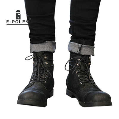 Fashion Do Old Paratrooper Boots Autumn