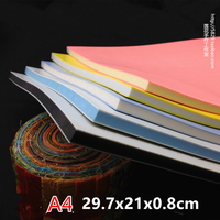 New Large A4 Sandwich Engraving Rubber Bricks 29 7x21x0 8cm DIY Rubber Stamp Carving Dedicated Free