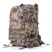 2016 Мода большой емкости военная нейлон сумка Мужчины и Женщины камуфляж 3D рюкзак 1510