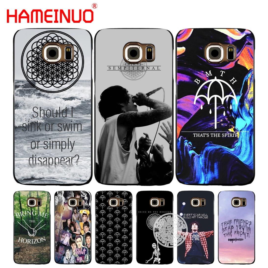 Hameinuo Сайкс Bring Me the Horizon BMTH сотовый телефон чехол для Samsung Galaxy S7 Edge Plus S8 S6 S5 s4 S3 мини