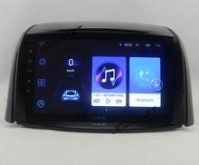 9 «четырехъядерный Android 8,1 Автомобильный GPS Радио Навигация для Renault Koleos 2007-2016 с 4G/Wifi DVR