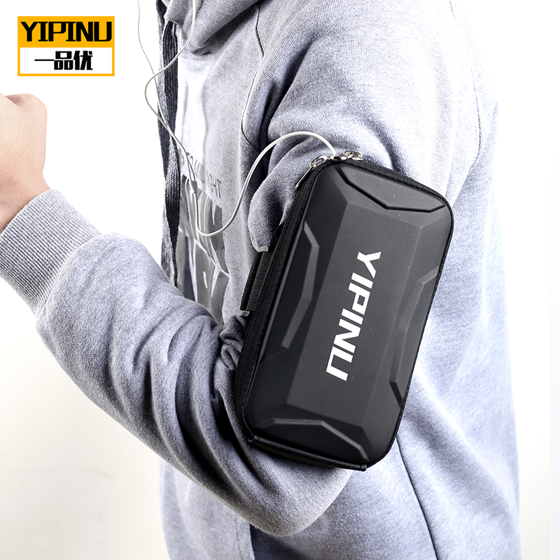 Outdoor Sports Running Bag For Phone 5'' 6'' Jogging Holder Wallet Armband Waterproof Fitness Arm Bag Cycling Gym Accessories