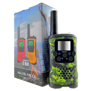 Image 5 - 2 Way Kids Walkie Talkies Range up to 6km 8/20/22CH FRS/GMRS 400 470MHZ Mini Radio Toys Walkie Talkie Children Intercom Gifts