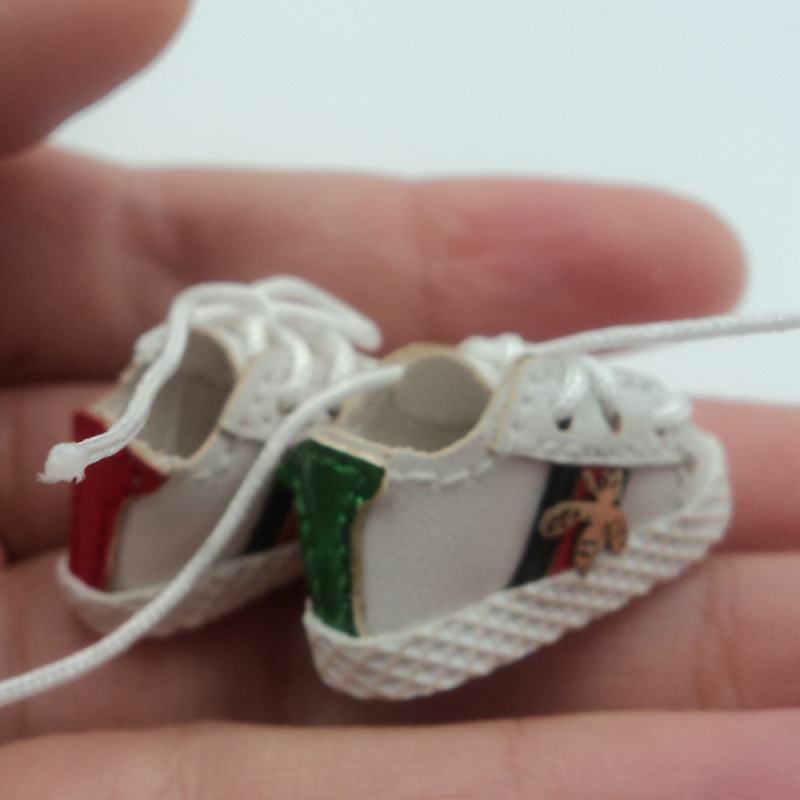 Doll Shoes Sneaker For Blyth Ob11 Lati