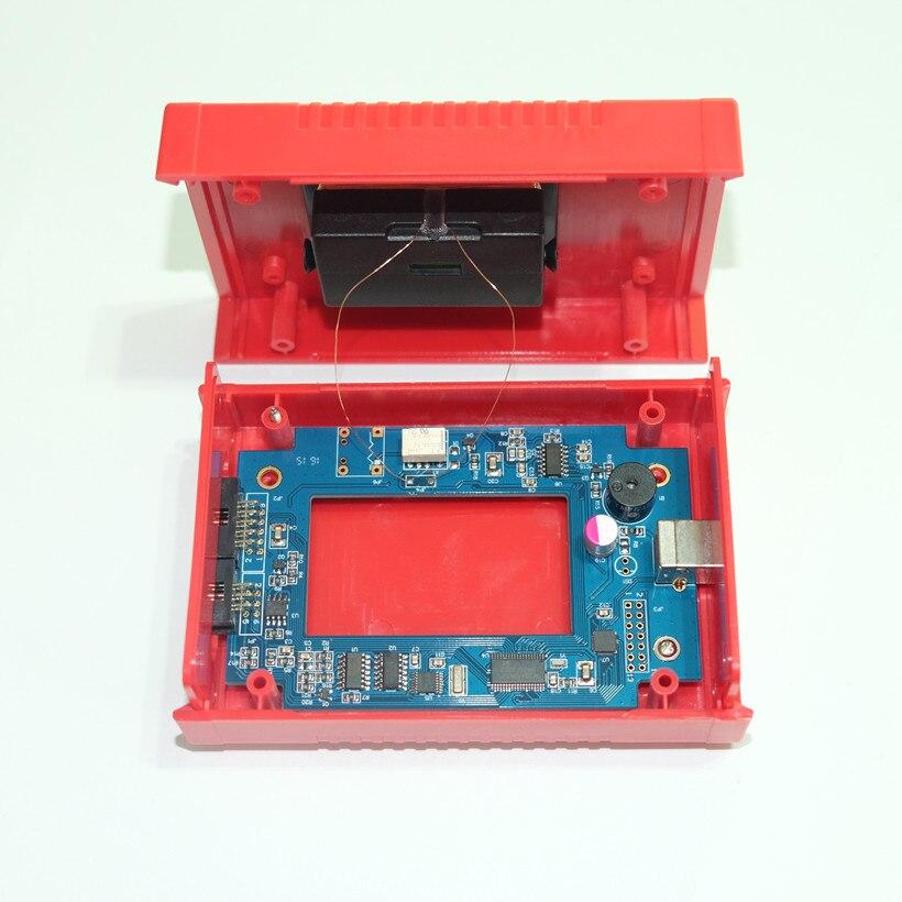 5pcs/ AK90+ Key Programmer V3.19 Auto Car Key Maker For B--M--W All EWS Version 2.1/2.2/3/3.3/4/4.4 AK90 Plus DHl free