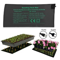 Anlage Sämling Wärme Matte Keimung der Samen Ausbreitung Klon Starter Pad Gemüse Blume Garten Werkzeuge Liefert Gewächshaus 52X24cm