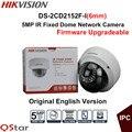Hikvision Оригинальная Английская Версия Камеры Наблюдения DS-2CD2152F-I (6 мм) 5MP ИК Купольная Ip-камера POE 30mIR CCTV камера 1K10