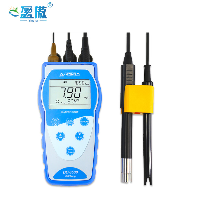Portable Optical Dissolved Oxygen Meter Oxygen Meter