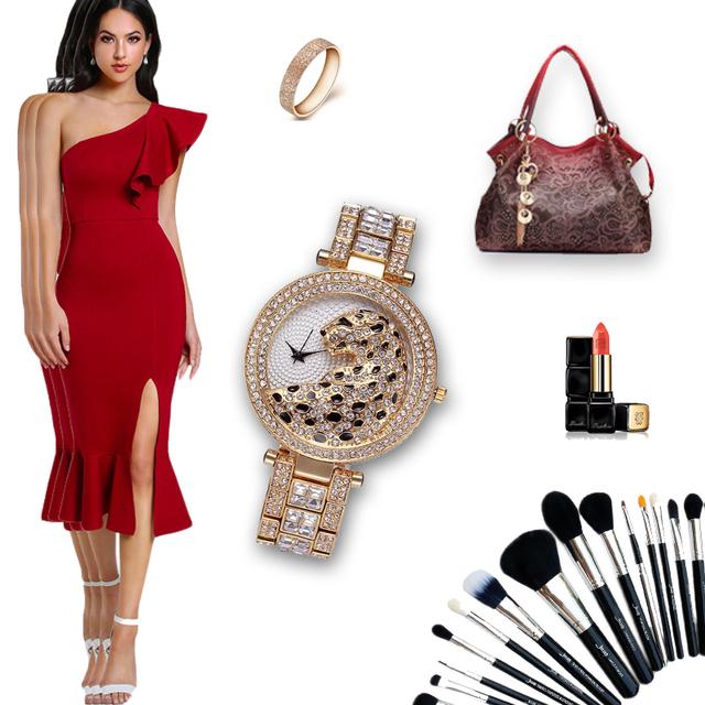 Women Luxury Quartz Watch
