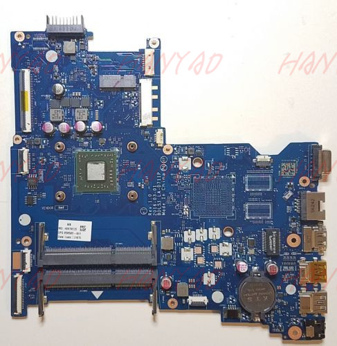 LA-D711P For HP 15-BA Series Laptop Motherboard 854964-001 With R5M1-30 2GB A8 cpu Price $160.00