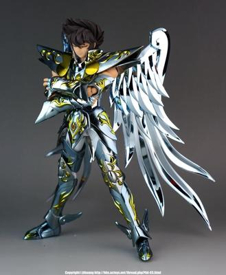 GREAT TOYS GT EX God Pegasus Saint Seiya Soul of Gold Metal Armor Myth Cloth Model Toy Action Figure Toys myth cloth anime figure model saint seiya pegasus tenma v1 metal armor action figures for collections