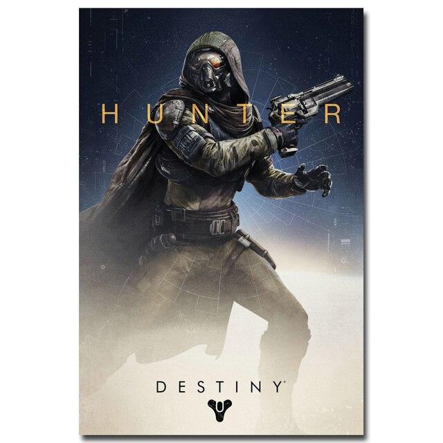 Шелковый Плакат Гобелен Destiny Судьба вариант 2