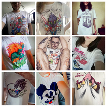 Kill La Matoi Ryuuko T Shirt Novelty Anime T-shirt Design Funny Unisex Tee