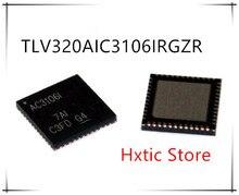 NEW 10PCS LOT TLV320AIC3106IRGZR TLV320AIC3106I TLV320AIC3106 MARKING AIC3106I AIC3106 QFN 48 IC