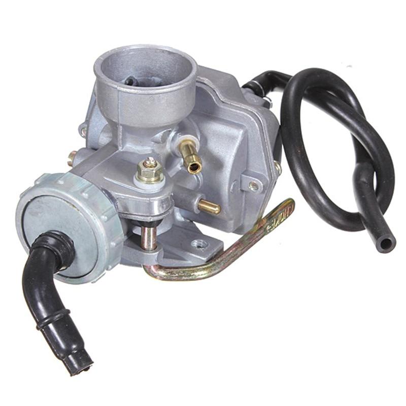 20mm Motorcycle Carburetor CARB For 50cc 70cc 90cc 110cc 125cc 135 ATV Quad Go Kart SUNL TAOTAO PZ20 Carburetor For Kazuma Baja