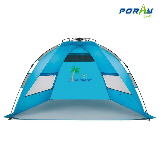 Poray EasyUp Beach Tent Quick Sun Shelter Family Use Sets up in Seconds pop up fishing  sc 1 st  AliExpress.com : tents for beach use - memphite.com