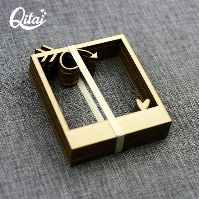 Tienda Online QITAI 12 unids/lote marco de madera 2mm contrachapado ...