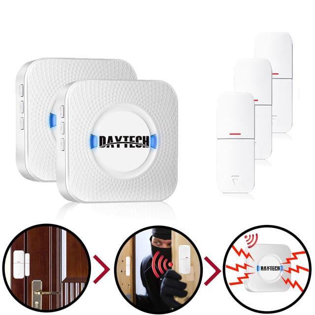 DAYTECH Wireless Door Open Sensor Chime Entrance/Entry Alarm Alert DIY Home Security for Retail  sc 1 st  AliExpress.com & DAYTECH Wireless Door Open Sensor Chime Entrance/Entry Alarm Alert ...