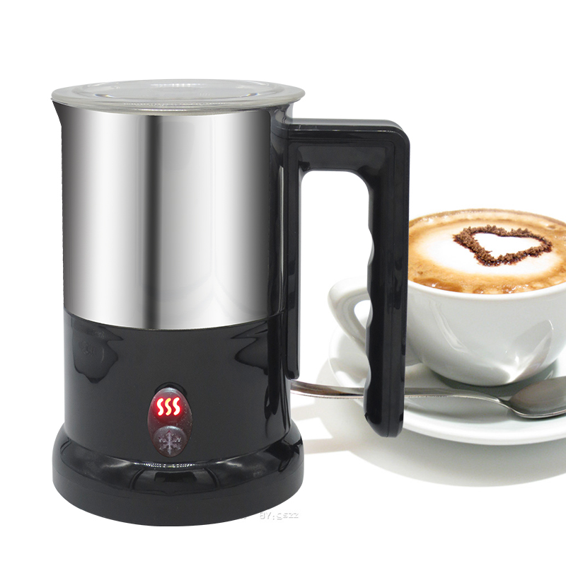 Milk Coffee Maker ~ Easy to operate stainless steel deluxe automatic milk