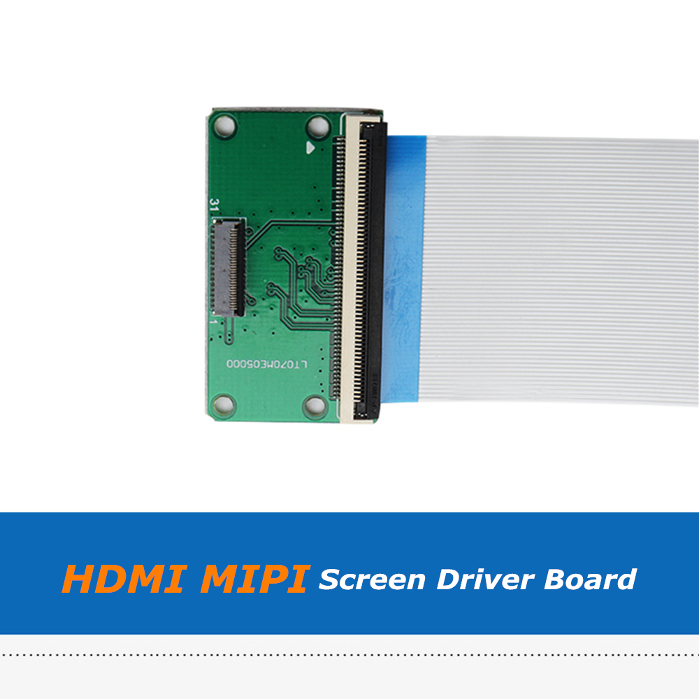 1200X1920 7inch LCD Screen Display with HDMI MIPI Driver Board kit For DIY Wanhao Duplicator 7 SLA DLP 3D Printer Parts