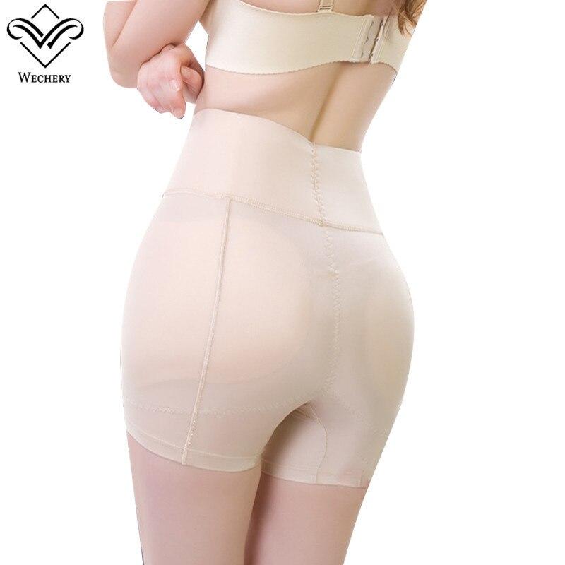f3a703ac97 Wechery Control Pants Butt Lifter Seamless Slimming Underwear Control  Panties Lifting Women High Waist Trainer Butt Enchancer-in Control Panties  from ...