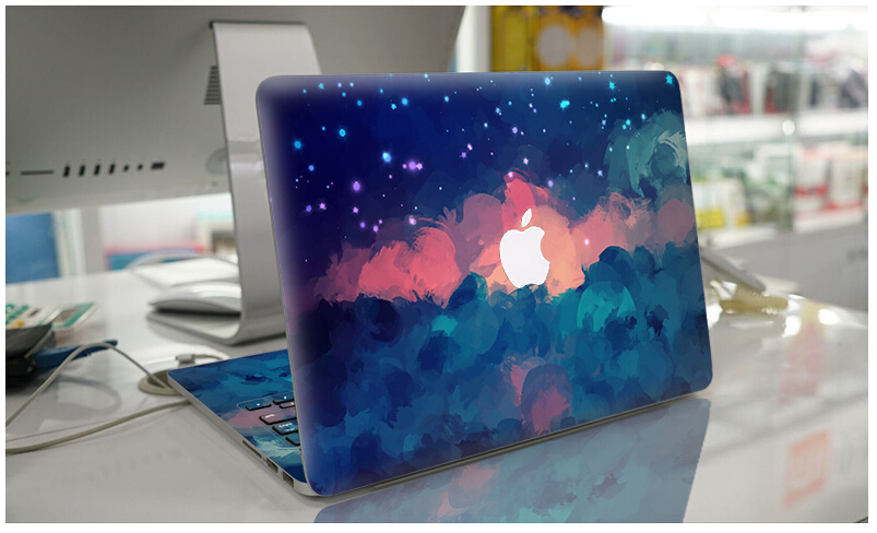 W436 Super Cool Laptop Sticker Computer Stickers Cover For