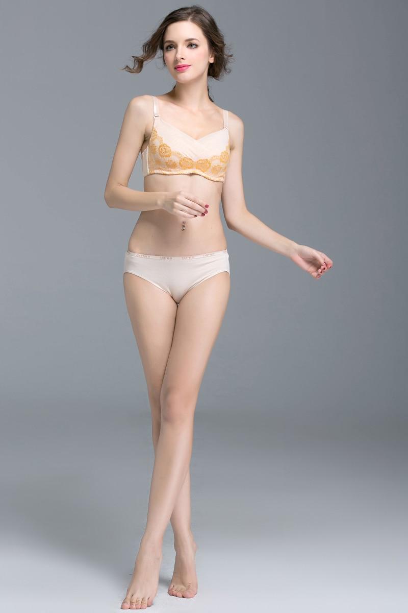 Sutia haut à la mode offre spéciale Soutien Gorge 2018 Non-trace sein rembourré fil Soutien-Gorge faux seins après la chirurgie du Cancer livraison gratuite