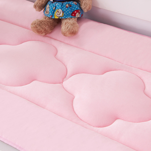 Image 4 - 60 x 120cm Portable Baby Children Crib And Toddler Mattress Pad Cover  Breathable Portable Removable And Washable