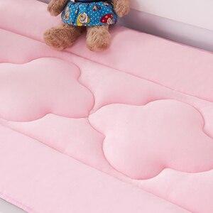 Image 4 - 60x120 ซม. เด็กทารกแบบพกพาเด็ก Crib และที่นอน Pad Breathable แบบพกพาที่ถอดออกได้และล้างทำความสะอาดได้