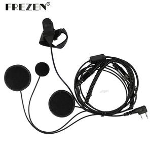 top 10 helmet cb radio brands 4 Pin Microphone Wiring Diagrams gt 3 motorcycle face helmet headset for kenwood baofeng cb radio uv 5r uv 5re plus