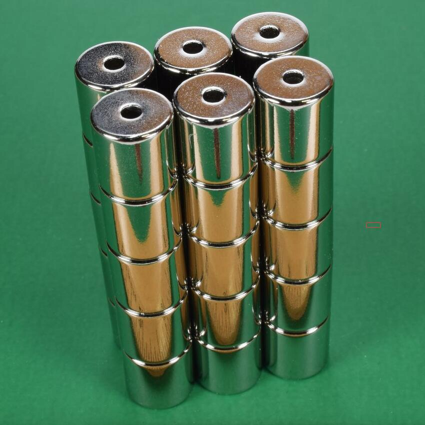 NdFeB Magnet Ring R828 1/2x1/8x1/2 12.7x3.18x12.7mm Strong Neodymium Permanent Magnets Rare Earth Magnets strong 1 2 1 5 1 8