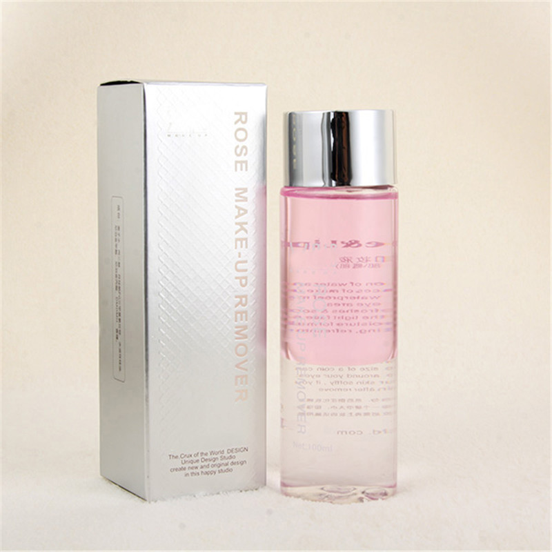 Hot <font><b>Remover</b></font> Clean Oil Rose Essence Cleansing Oil <font><b>Makeup</b></font> <font><b>Remover</b></font> <font><b>Liquid</b></font> Skin Care Deep Cleansing Water Skin Care <font><b>Makeup</b></font> image