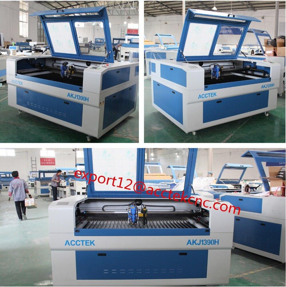 co2 laser metal cutting machine