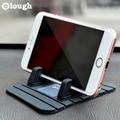 Elough universal mobile suporte do telefone do carro de silicone macio para iphone 5s 5 5c 7 6 6 s xiaomi estande titular suporte do gps do carro Celular