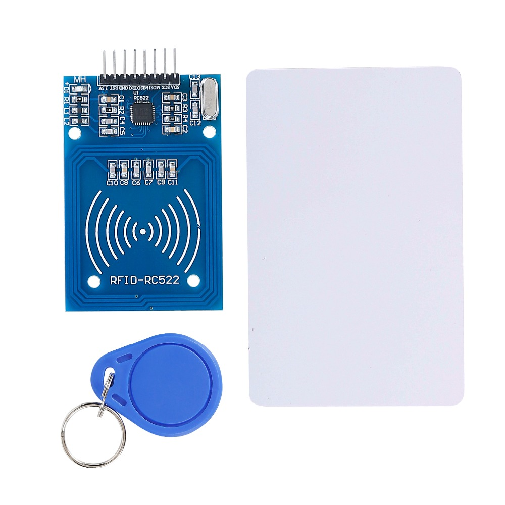 SunFounder Mifare RC522 Card Read Antenna RF Module RFID ...