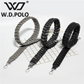 W.D.POLO Strapper you plaid handbag belt women handbags strap women bag accessory bags parts Cow leather monster bag belts M2280
