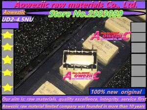 Image 3 - Aoweziic (10 PCS) neue original UD2 3NU 3V UD2 4.5NU 4,5 V UD2 5NU 5V UD2 12NU 12V relais