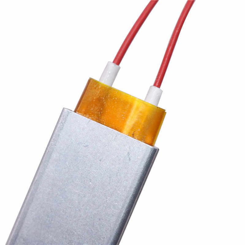 1 sztuk PTC złącze grzewcze 220/110/12V klimatyzatory gorące kurtyny powietrzne osuszacze suszarki grzejniki Yuba Cars element grzewczy