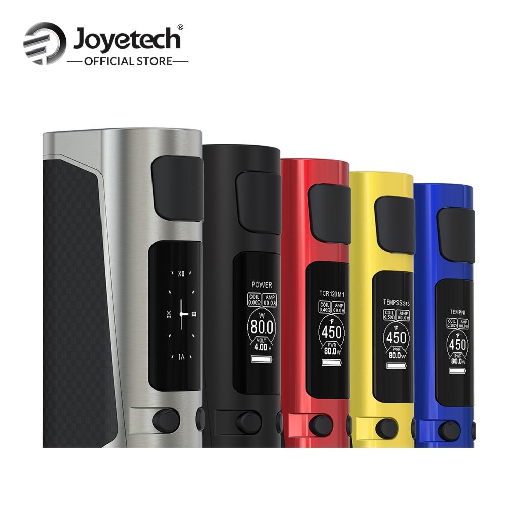 Joyetech Original eVic Primo Mini Mod puissance/dérivation/démarrage/TC/TCR Mode sortie 80 W puissance 510 fil Cigarette électronique