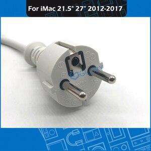 """Image 2 - Nuovo A1418 A1419 1.8M di cavo di Alimentazione cavo per iMac 21.5 """"27"""" Adattatore del Caricatore del cavo di Ricambio 2012 2017"""