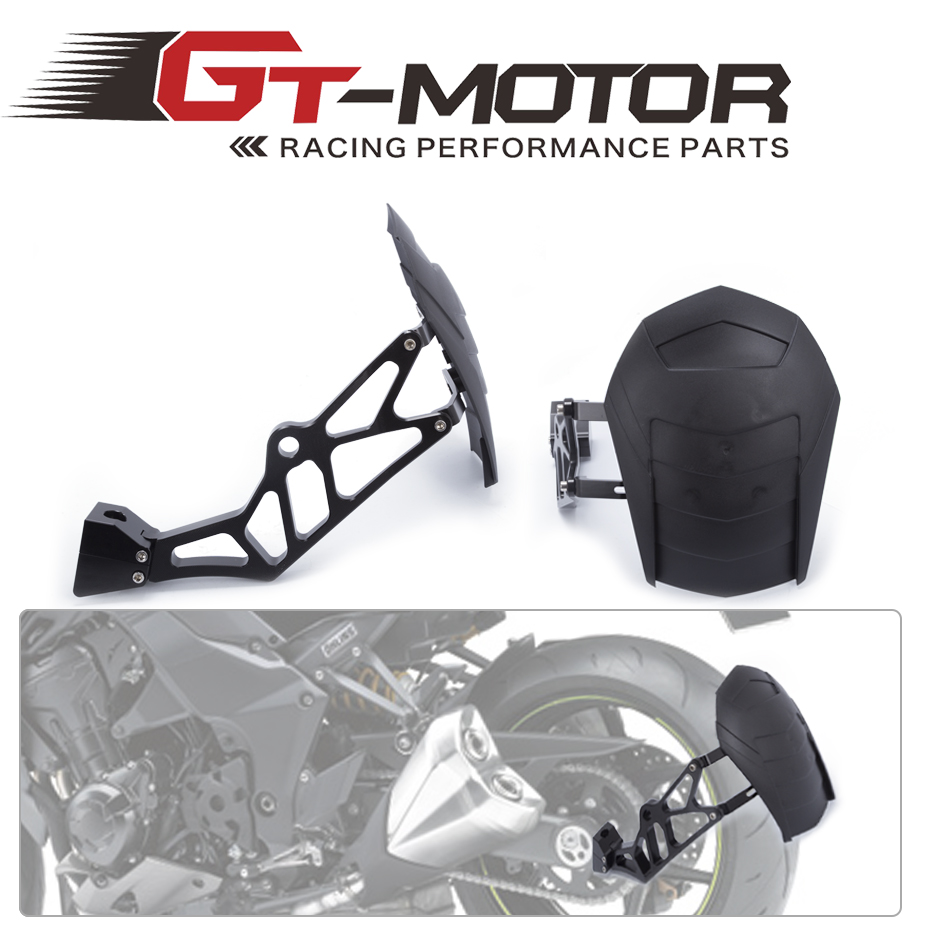 GT мотор-заднее колесо крыло брызговик блок для Кавасаки z1000 сайту z1000sx 2010-2016 Обвайзер мотоцикла задний