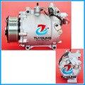 TRSE09 автоматический компрессор переменного тока для Honda CR-V Acura RDX SD 3752 4921 4 сезона 97580 98580 38800-RZY-A010-M2 38800-RWC-A010-M2 3