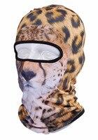 UK 3D Cat Dog Animal Bicycle Cycling Hat Motorcycle Mask Ski Hats Balaclava UV Active Outdoor
