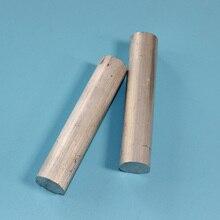 Диаметр 26 мм алюминий 6061 круглый стержень твердого токарного станка инструменты отрезать сток металла